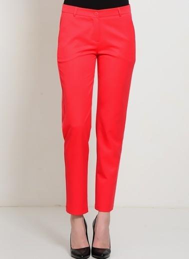 Fresh Company Klasik Pantolon Kırmızı